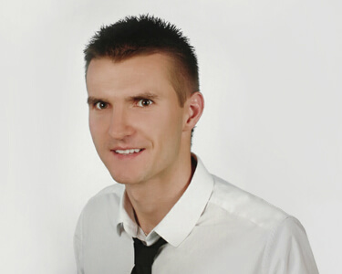 mgr Damian Gawełek